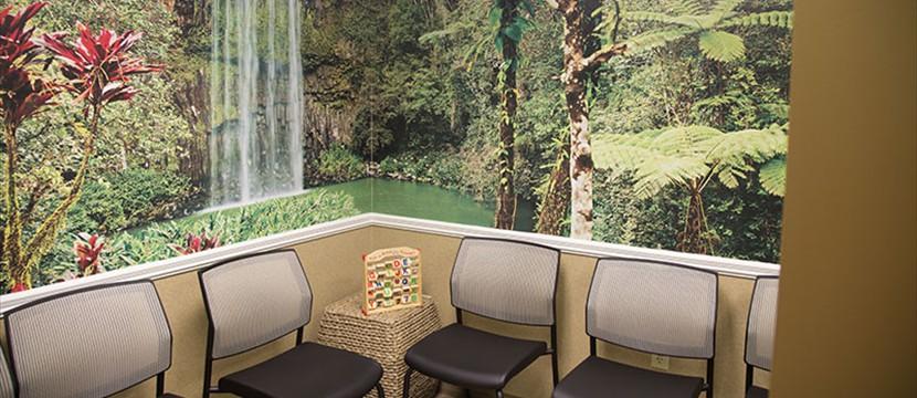 Eastside Pediatrics Waiting Room